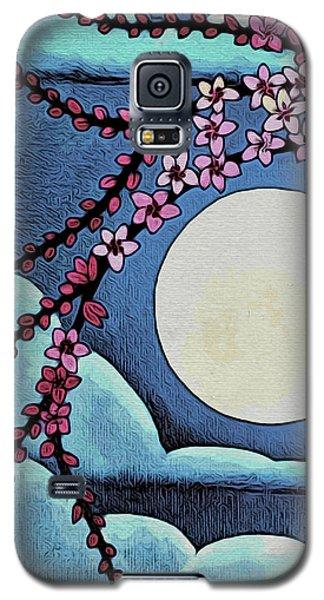 Cherry Whip Moon Galaxy S5 Case