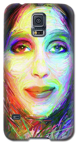 Cheryl Sarkisian Galaxy S5 Case