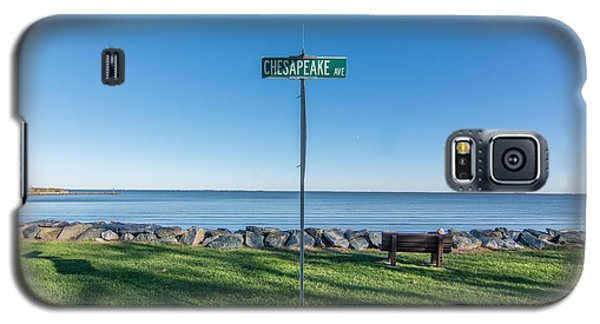 Chesapeake Ave Galaxy S5 Case by Charles Kraus
