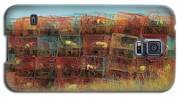Chesapeake Bay Crabbing Galaxy S5 Case