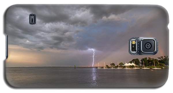 Chesapeake Bay Rainbow Lighting Galaxy S5 Case