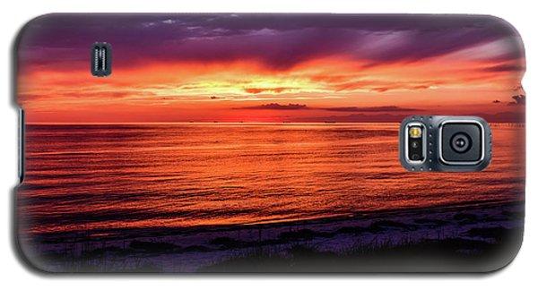 Chesapeake Bay Sunset Galaxy S5 Case