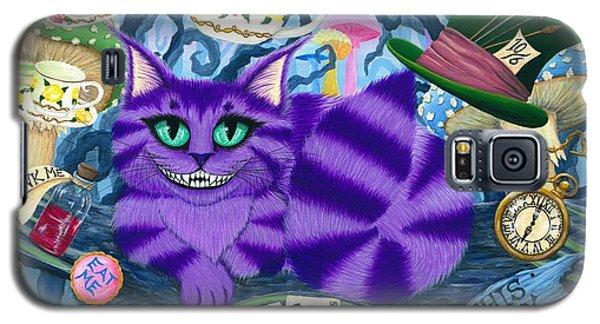 Cheshire Cat - Alice In Wonderland Galaxy S5 Case