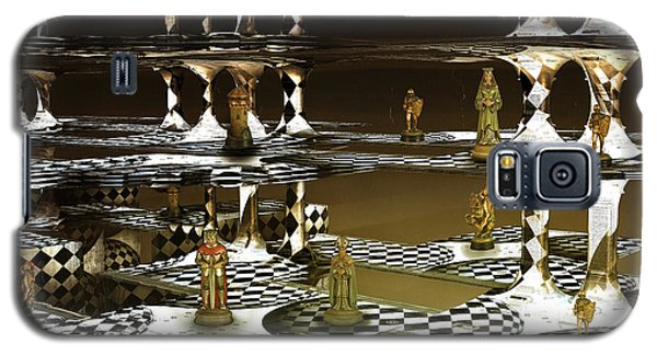 Chess Anyone Galaxy S5 Case by Melissa Messick