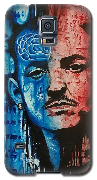 Heavy Thoughts Galaxy S5 Case