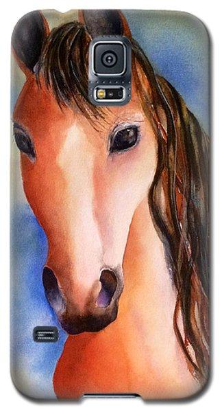 Chestnut Horse Galaxy S5 Case