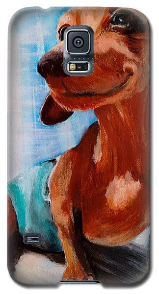 Chestnut Galaxy S5 Case