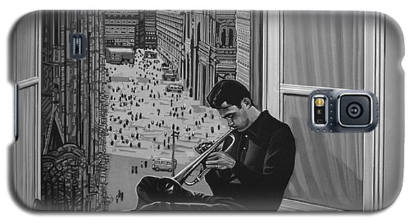 Chet Baker Galaxy S5 Case