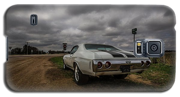 Galaxy S5 Case featuring the photograph Chevelle Ss by Aaron J Groen