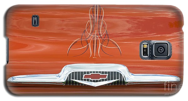 Chevrolet 30-1956 Hydramatic 3100 Galaxy S5 Case