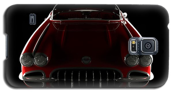 Chevrolet Corvette C1 - Front View Galaxy S5 Case