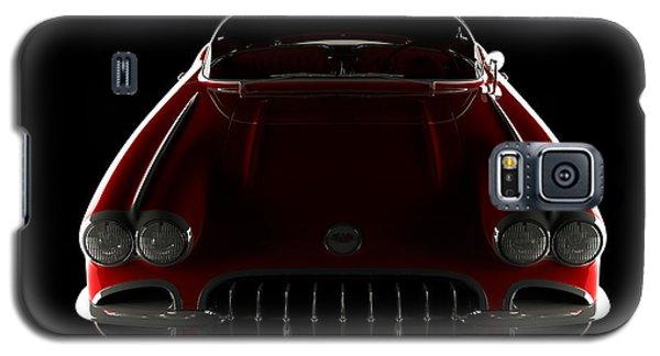 Chevrolet Corvette C1 - Front View Galaxy S5 Case