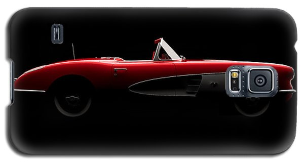 Chevrolet Corvette C1 - Side View Galaxy S5 Case