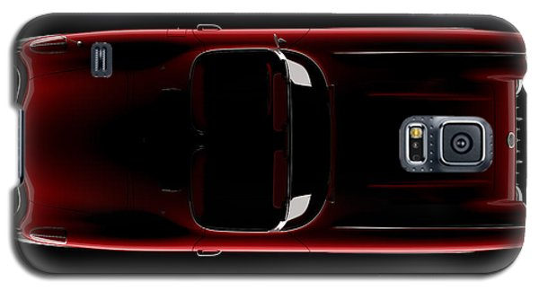 Chevrolet Corvette C1 - Top View Galaxy S5 Case