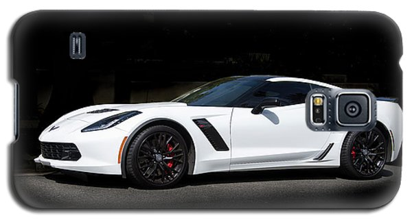 Chevrolet Corvette Z06 - 2017  Galaxy S5 Case