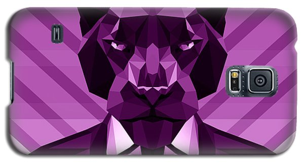 Chevron Panther Galaxy S5 Case