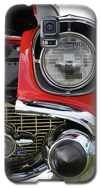 Galaxy S5 Case featuring the photograph Chevy Bel Air by Glenn Gordon