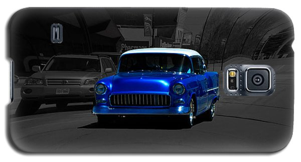 Chevy Bel Air Galaxy S5 Case