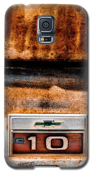 Chevy C10 Rusted Emblem Galaxy S5 Case
