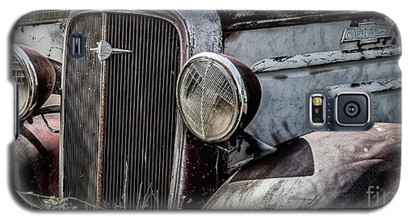 Chevy Grill IIi Galaxy S5 Case