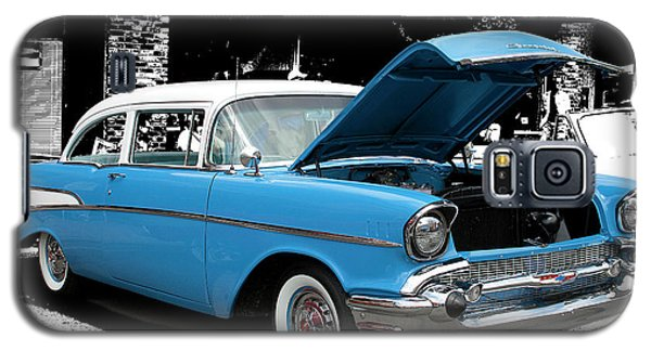 Galaxy S5 Case featuring the photograph Chevy Love by Victoria Harrington