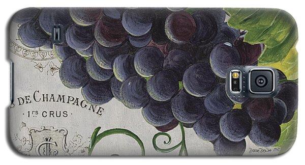 Vins De Champagne 2 Galaxy S5 Case by Debbie DeWitt