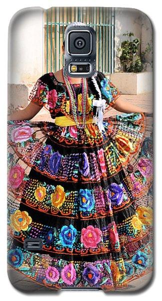 Chiapaneca Dress Galaxy S5 Case