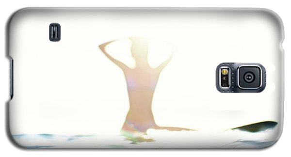 Chica Agua Galaxy S5 Case