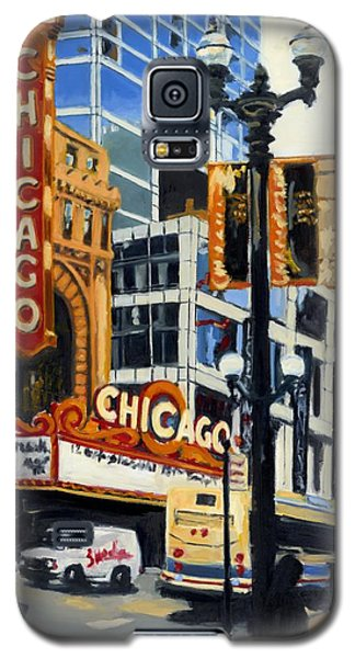 Chicago - The Chicago Theater Galaxy S5 Case