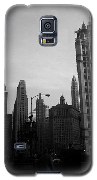 Chicago 4 Galaxy S5 Case