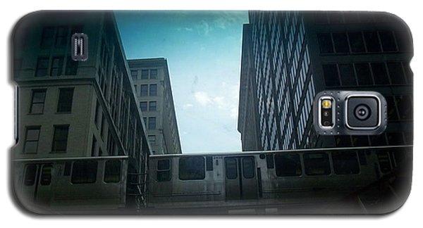Chicago 5 Galaxy S5 Case