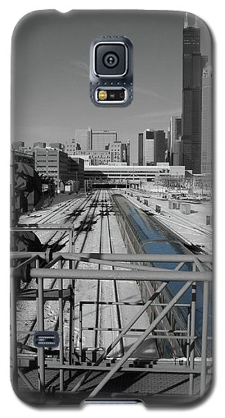 Chicago Amtrak Galaxy S5 Case