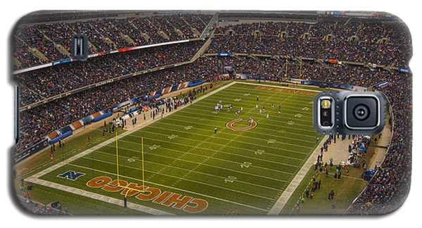 Chicago Bears Soldier Field 7795 Galaxy S5 Case