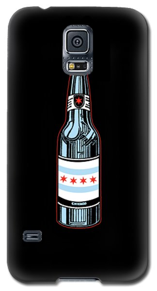 Chicago Beer Galaxy S5 Case by Mike Lopez