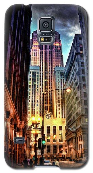 Chicago Board Of Trade Galaxy S5 Case