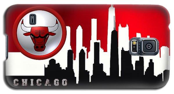 Chicago Bulls Galaxy S5 Case