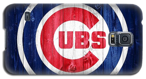 Chicago Cubs Barn Door Galaxy S5 Case