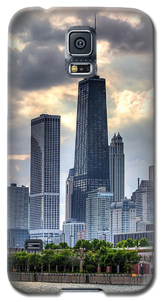 Chicago From The Pier Galaxy S5 Case by Joshua Ball