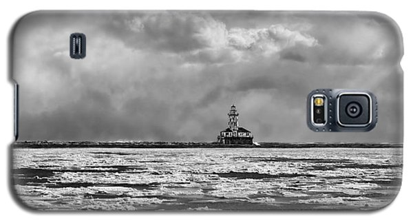Chicago Harbor Light Galaxy S5 Case