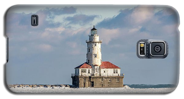 Chicago Harbor Lighthouse Galaxy S5 Case