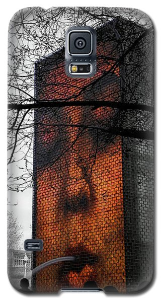 Chicago Love Galaxy S5 Case by Josy Cue
