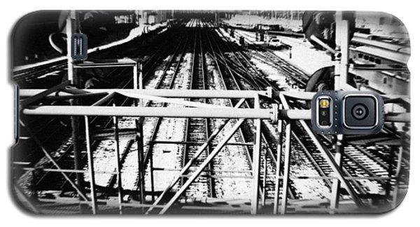Chicago Railroad Yard Galaxy S5 Case