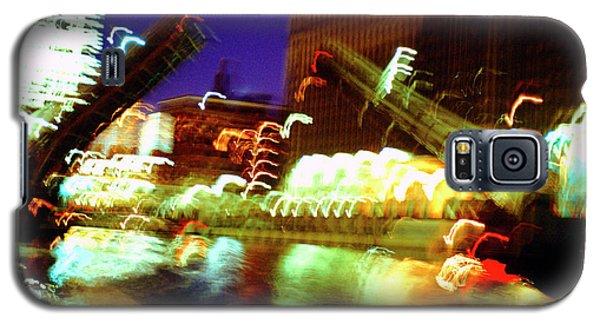 Chicago River Bridge #1  Galaxy S5 Case