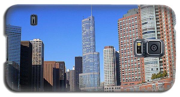 Chicago River Galaxy S5 Case