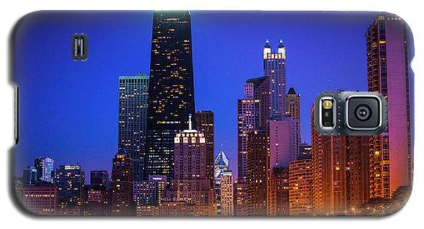Chicago Shoreline Skyscrapers Galaxy S5 Case