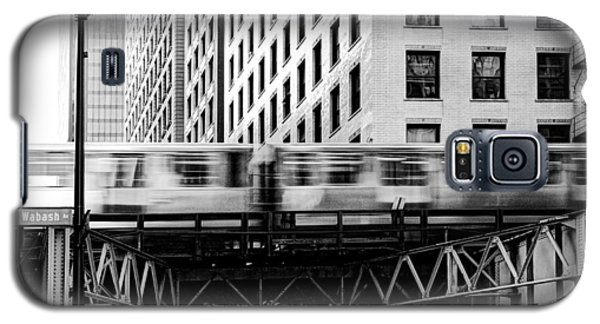 Chicago Transit Galaxy S5 Case by Anthony Citro
