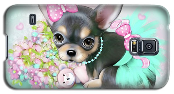 Chichi Sweetie Galaxy S5 Case