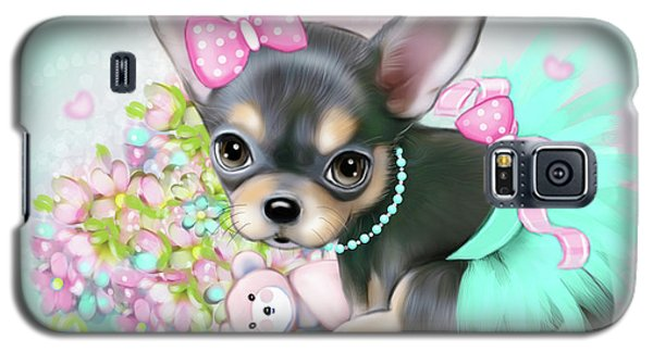 Chichi Sweetie Galaxy S5 Case