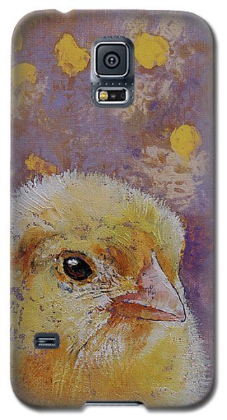 Chick Galaxy S5 Case by Michael Creese