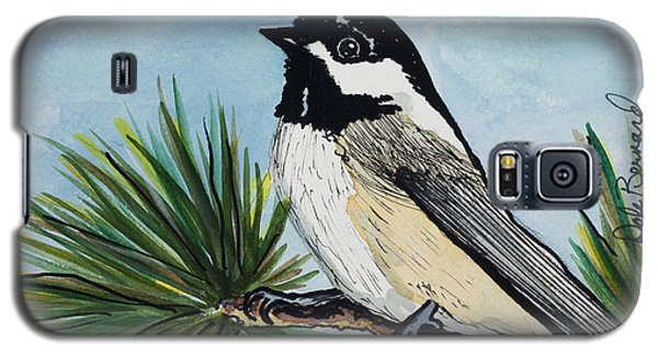Chickadee Galaxy S5 Case